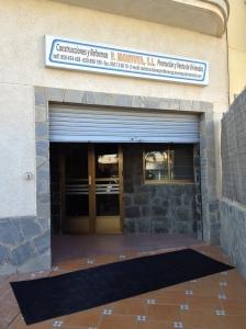 Oficina Construcciones y Reformas P. Montoya S.L.U.
